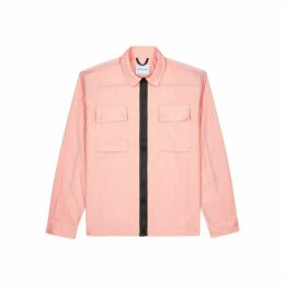 Mki Miyuki Zoku Light Pink Nylon Jacket
