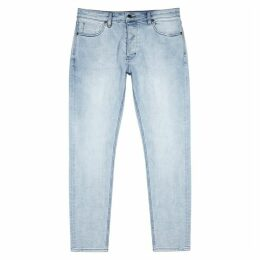 Neuw Ray Form Light Blue Tapered Jeans