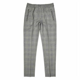 PS By Paul Smith Checked Wool Trousers
