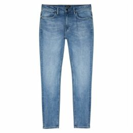 Neuw Rebel Form Light Blue Skinny Jeans