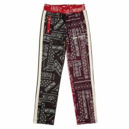 Palm Angels Bandana-print Jersey Sweatpants