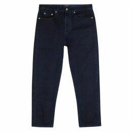 Valentino Indigo Tapered Jeans