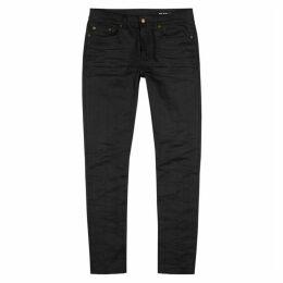 Saint Laurent Black Skinny Jeans