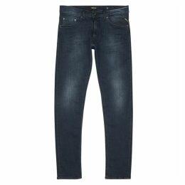 Replay Jondrill Dark Blue Jeans