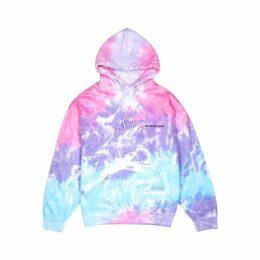 Mki Miyuki Zoku Tie Dye Cotton-blend Sweatshirt