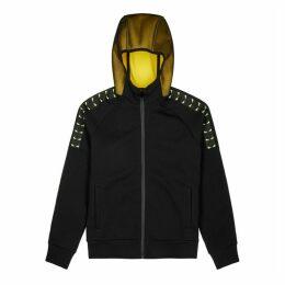 Fendi Black Cotton-jersey Sweatshirt