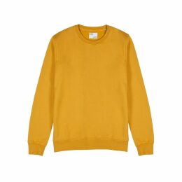 COLORFUL STANDARD Classic Cotton-jersey Sweatshirt