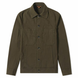 e0a8937cb77bb Barbour Heritage Waxed Camo SL Bedale Jacket Olive Camo by Barbour ...