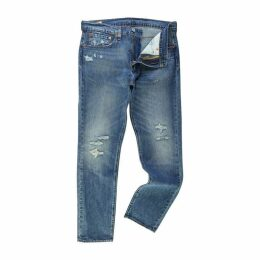 Levis 512 Slim Tapered Fit Nightshine Jeans