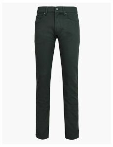 M&S Collection Italian Cotton 5 Pocket Travel Jeans