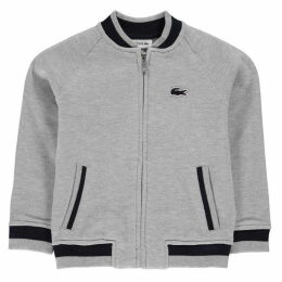 Lacoste Lacoste Zip Up Bomber Sweater