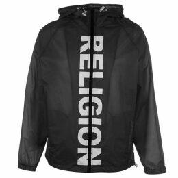 Religion Mens Pop Hooded Jacket