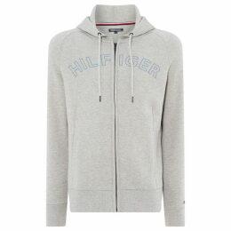 Tommy Bodywear Premium Tech Zip Thru Hoodie