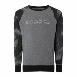 Diesel Camo Centre Sweatshirt