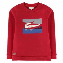 Lacoste Lacoste Chest Logo Sweatshirt