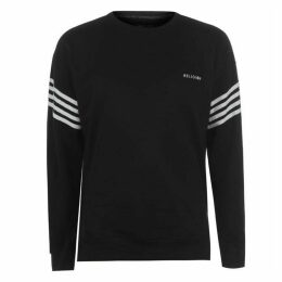 Religion Mens Bolt Stripe Sweater