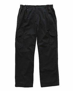 Premier Man Cargo Trousers 31in