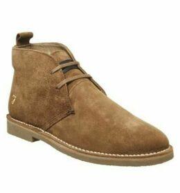 Farah Lozza Desert Boot COGNAC SUEDE
