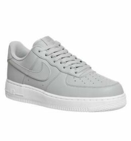 Nike Air Force 1 07 WOLF GREY WHITE GREY