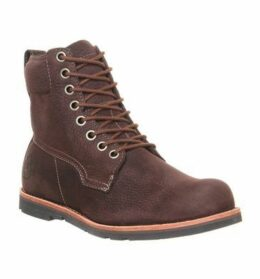Timberland Rugged Lt 6 Inch boots BURNISHED DARK BROWN NUBUCK
