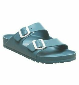 Birkenstock Arizona Two Strap TURQUOISE EVA