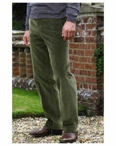 Brook Taverner Cord Trousers Regular