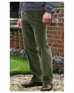 Brook Taverner Cord Trousers Long