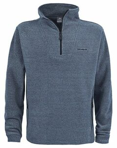 Trespass Scarth Mens Zip Fleece