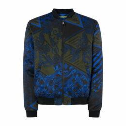 Versace Jeans Couture VJ Patterned JK Sn91