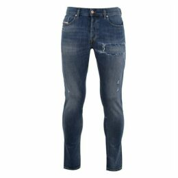 Diesel Jeans Tepphar Skinny Jeans