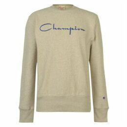 Champion Champion Old Signature Crew Sweatshirt