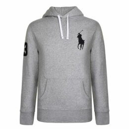 Polo Ralph Lauren Logo Hooded Sweatshirt
