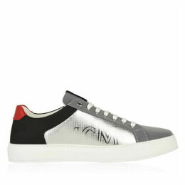 MCM Reflective Low Top Trainers