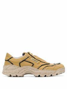 Rombaut chunky low-top sneakers - Brown