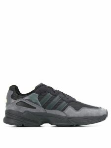adidas low-top sneakers - Black