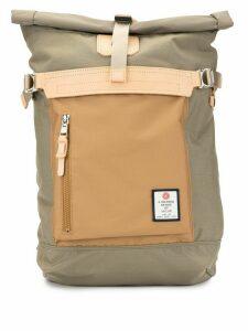 As2ov foldover top backpack - Brown