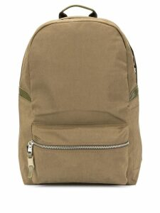 As2ov front zip back pack - Green