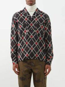 Brandblack - Saga Mil Spec Mesh And Leather Trainers - Mens - Black