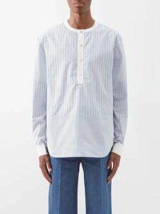 Rick Owens - Astaires Drawstring Wool Trousers - Mens - Black