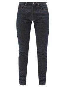 A.p.c. - Petit New Standard Slim Leg Jeans - Mens - Dark Indigo