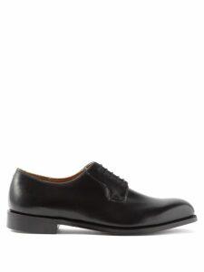 Burberry - Casper Tb Print Cotton Blend Hooded Sweatshirt - Mens - Khaki