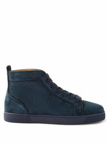 Givenchy - Logo Embroidered Cotton Jersey Track Pants - Mens - Black White