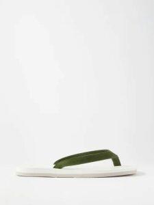 Amiri - Stack Slim Leg Jeans - Mens - Light Blue