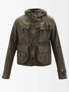 Lanvin - Roll Neck Wool Sweater - Mens - Beige