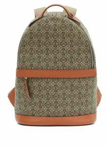 Etro - Paisley Print Wool Sweater - Mens - Blue