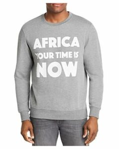 Africa Your Time Is Now Graphic Sweatshirt
