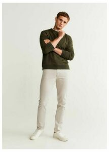 Slim fit colored Alex jeans