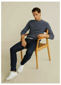 Slim fit soft wash Tim jeans
