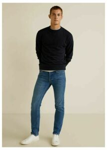 Slim fit medium wash Tim jeans
