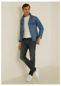 Slim fit grey Tim jeans